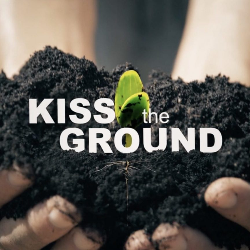 kiss the ground film